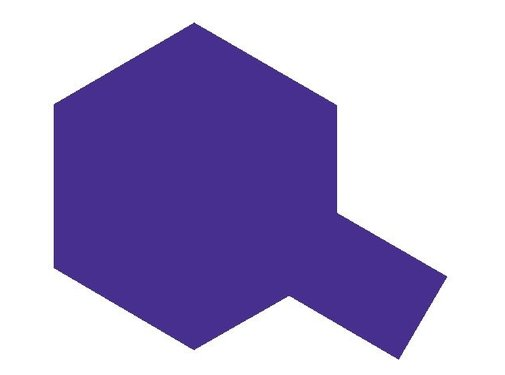 Tamiya (TAM) 865- 86045 Polycarbonate PS45 Trans Purple
