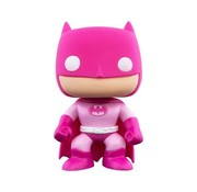 Funko Pop! Batman Breast Cancer Awareness Pop!