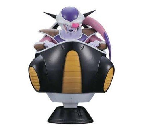 "BANDAI MODEL KITS (1) Frieza Hover Pod ""Dragon Ball Z"", Bandai Figure-rise Mechanics"