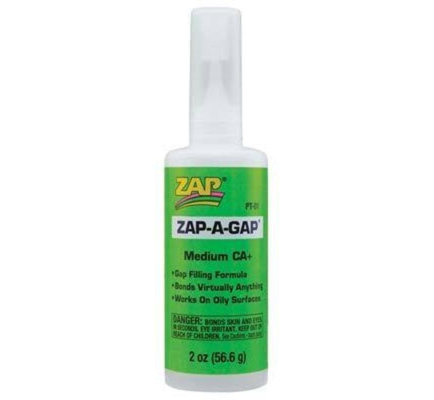 PT01 Zap-A-Gap CA+ 2 oz