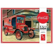 AMT Models (AMT) 1/25 Coca Cola 1923 Ford Model T Delivery