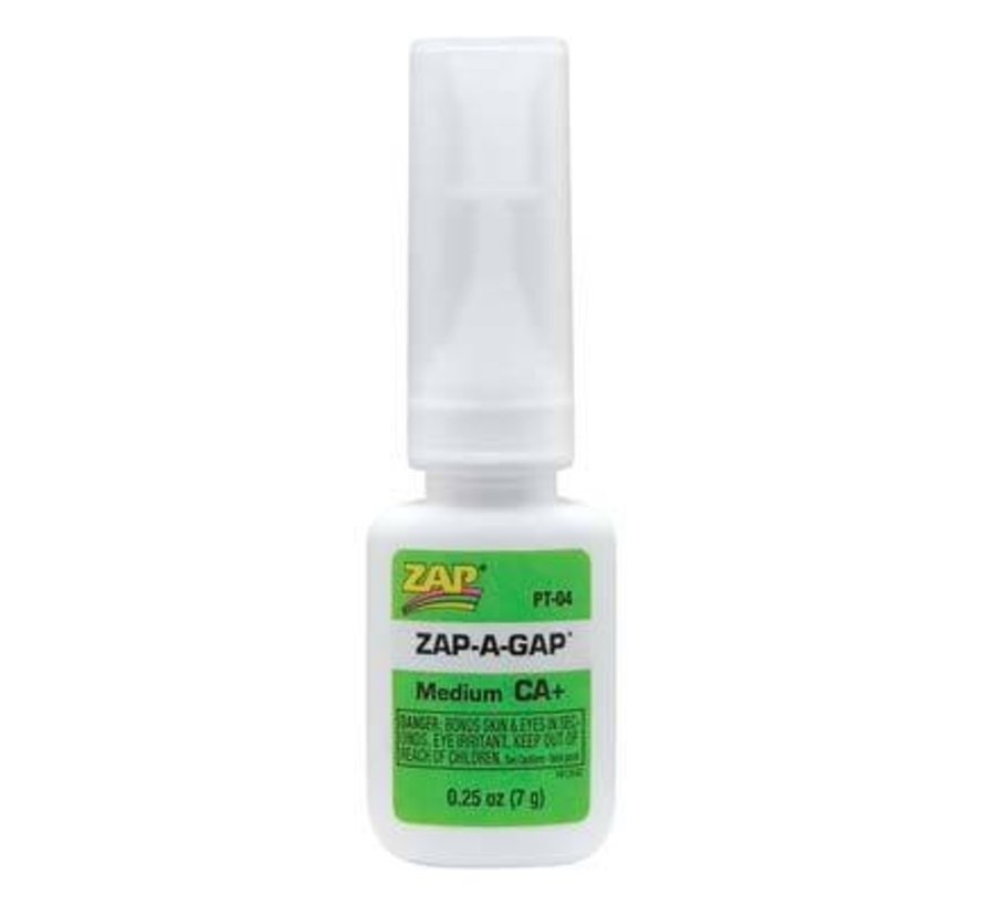 PT04 ZAP A Gap CA+ Glue  1:4 oz