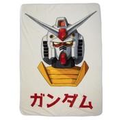 BIOWorld (BW) Gundam Original Fleece Throw Blanket