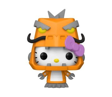 Funko Pop! Sanrio Hello Kitty x Kaiju Mecha Kaiju Pop!