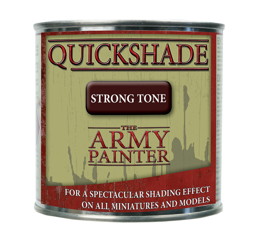 QS1002 Quickshade, Strong Tone
