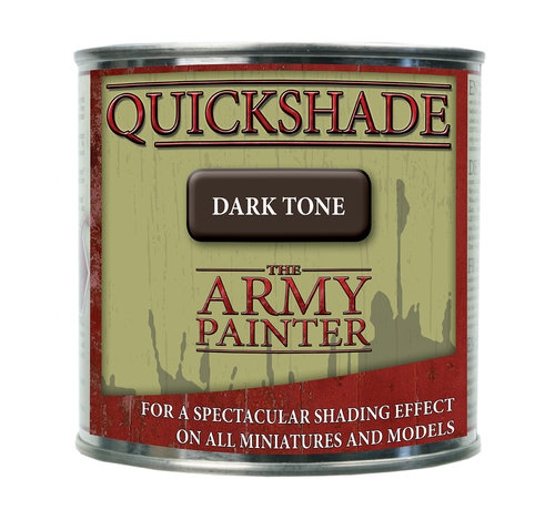 Army Painter (ARM) QS1003 Quickshade, Dark Tone