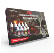 Army Painter (ARM) 75004 D&D Underdark Paint Set