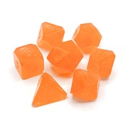 Die Hard Dice Project Dice - Avalore Enchanted Samhain - 7 Piece Set