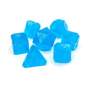 Die Hard Dice Project Dice - Musalian Skies - 7 Piece Set