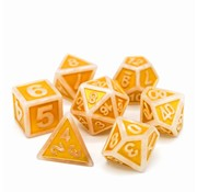 Die Hard Dice Satyr 7-piece RPG Set