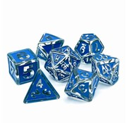 Die Hard Dice Yeti 7-piece RPG Set