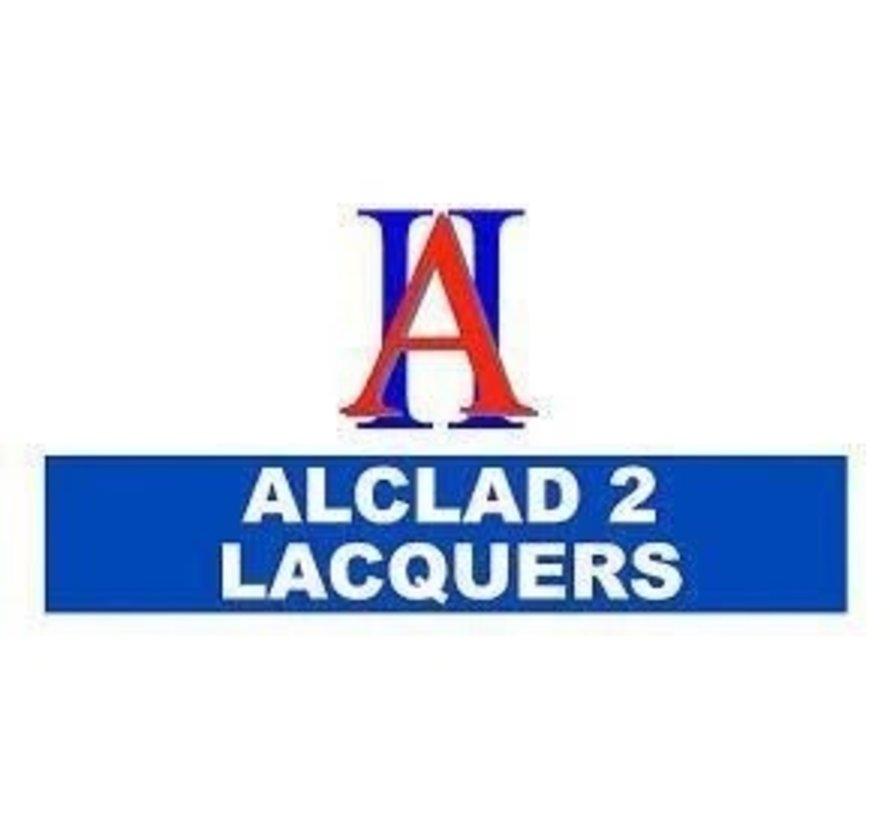 124 Black Chrome Laquer, 1oz