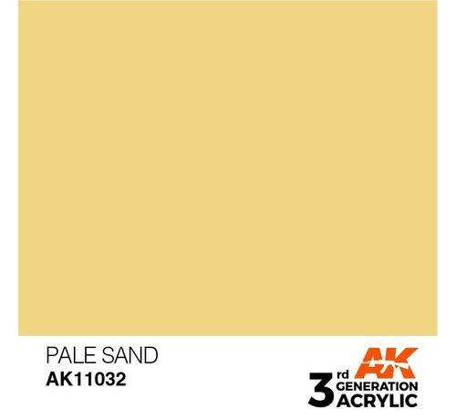 AK INTERACTIVE (AKI) 11032 AK Interactive 3rd Gen Acrylic Pale Sand 17ml