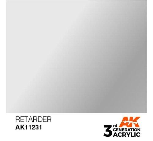 AK INTERACTIVE (AKI) 11231 AK Interactive 3rd Gen Acrylic Retarder 17ml