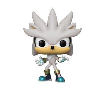 Funko Pop! Sonic the Hedgehog 30th Silver Pop!
