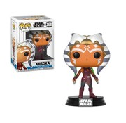 Funko Pop! Star Wars: The Clone Wars Ahsoka Pop!