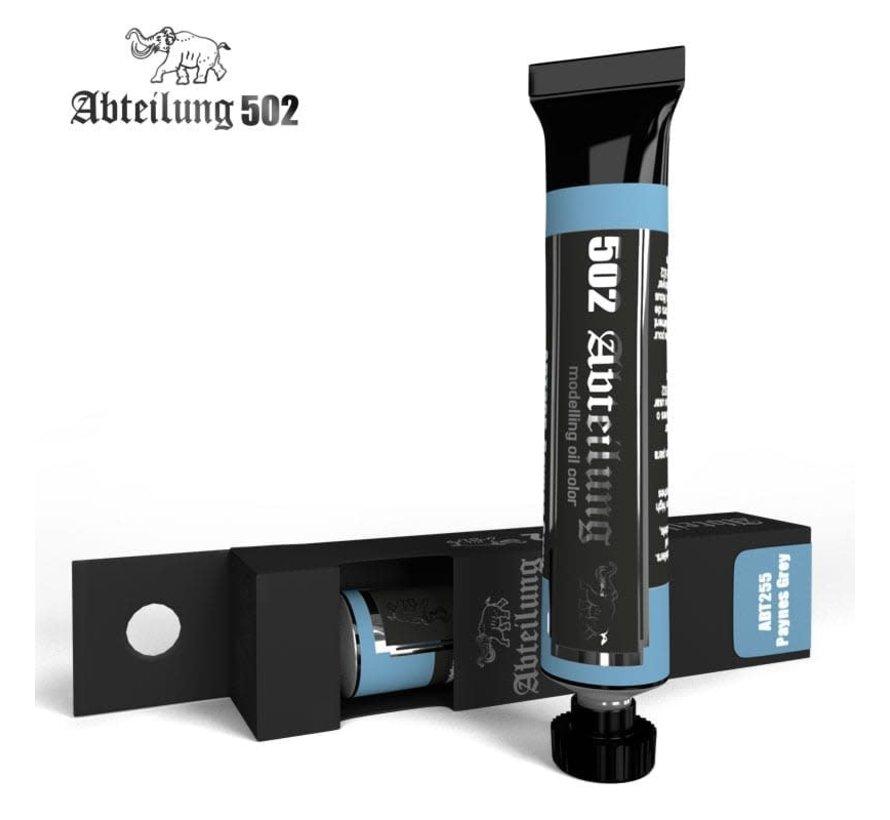 255 Weathering Oil Paint Paynes Grey 20ml Tube