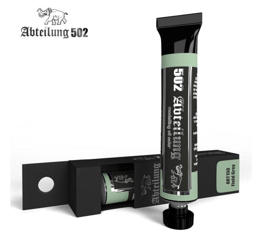 150  Weathering Oil Paint Field Grey  20ml Tube