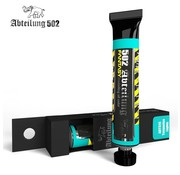 Abteilung 502 515  Weathering Oil Paint Turquoise Light 20ml Tube