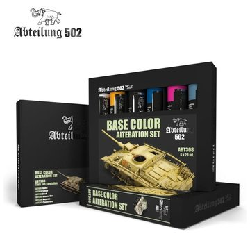 Abteilung 502 308 Base Color Alteration Set