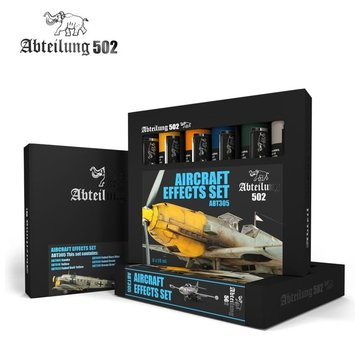 Abteilung 502 305 Aircraft Effects Color Set