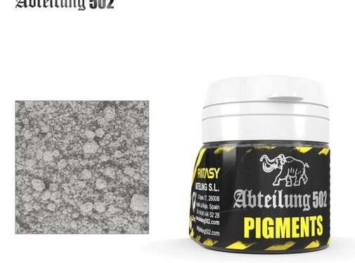 Abteilung 502 F611 Stainless Alloy Pigment 20ml Bottle