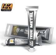 AK INTERACTIVE (AKI) 450 True Metal Wax Gold 20ml Tube