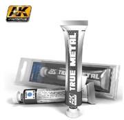 AK INTERACTIVE (AKI) 451 True Metal Wax Metallic Blue 20ml Tube