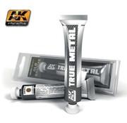 AK INTERACTIVE (AKI) 453 True Metal Wax Old Bronze 20ml Tube
