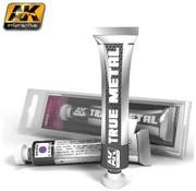 AK INTERACTIVE (AKI) 452 True Metal Wax Metallic Purple 20ml Tube