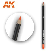 AK INTERACTIVE (AKI) 10015 Weathering Pencils Vivid Orange