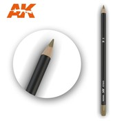 AK INTERACTIVE (AKI) 10034 Weathering Pencils  Gold