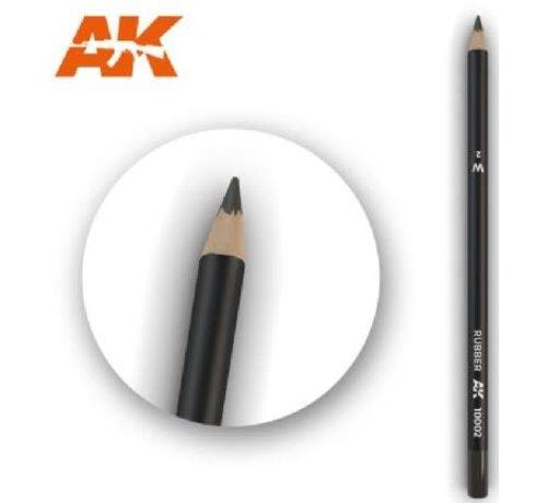 AK INTERACTIVE (AKI) 10002 Weathering Pencils  Rubber
