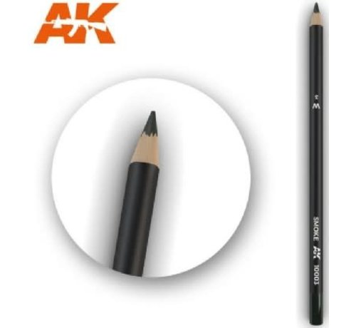 AK INTERACTIVE (AKI) 10003 Weathering Pencils  Smoke