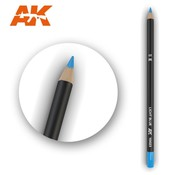 AK INTERACTIVE (AKI) 10023 Weathering Pencils  Light Blue