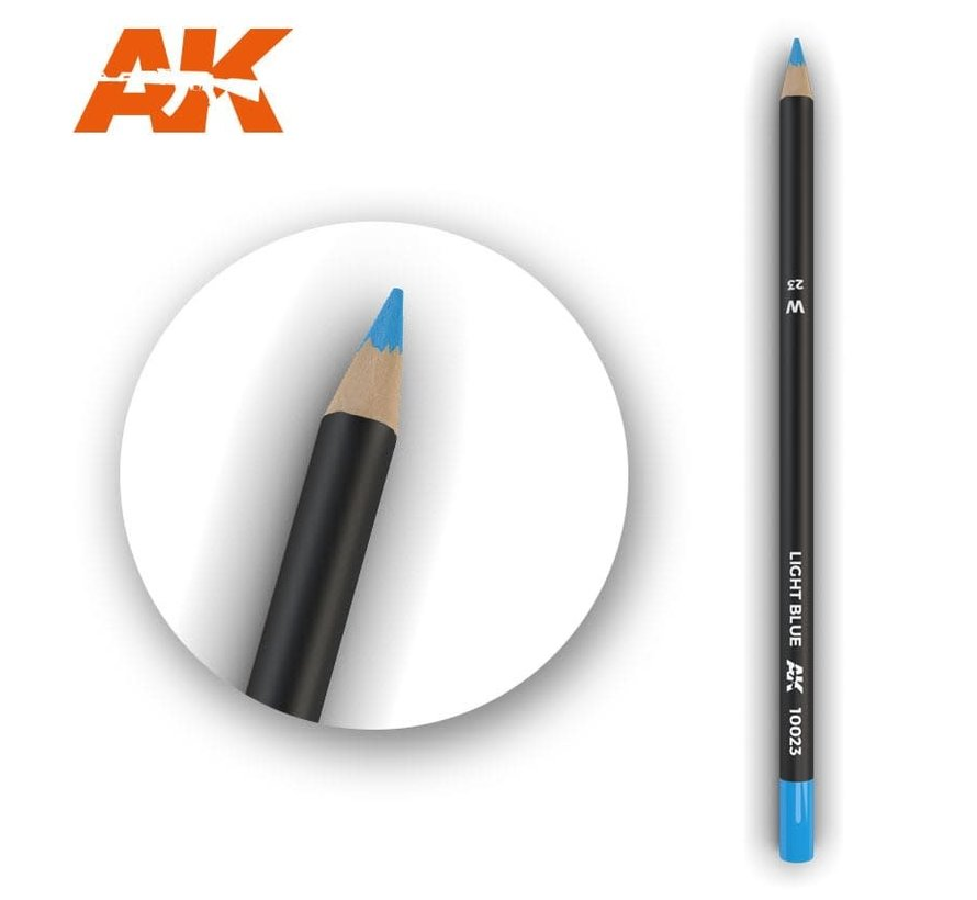 10023 Weathering Pencils  Light Blue