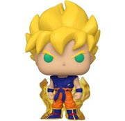 Funko Pop! Dragon Ball Z Super Saiyan Goku (First Appearance) Pop!