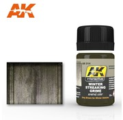 AK INTERACTIVE (AKI) 14 Winter Streaking Grime Enamel Paint 35ml Bottle