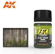 AK INTERACTIVE (AKI) 26 Slimy Grime Dark Enamel Paint 35ml Bottle