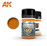 AK INTERACTIVE (AKI) 44 Light Rust Pigment 35ml Bottle