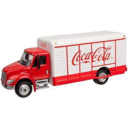 ATL- Atlas 150- HO Scale Coca-Cola Beverage Truck 1/87