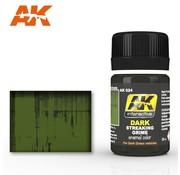 AK INTERACTIVE (AKI) 24 Dark Streaking Grime Enamel Paint 35ml Bottle
