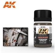 AK INTERACTIVE (AKI) 94 Interior Streaking Effects Enamel Paint 35ml Bottle