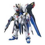 BANDAI MODEL KITS #201  Strike Freedom Gundam Seed