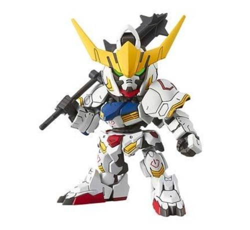 BANDAI MODEL KITS 207855 #010 Gundam Barbatos  SD Gundam Ex-Standard