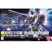 BANDAI MODEL KITS #189 V2 Assault Buster Gundam Victory Gundam