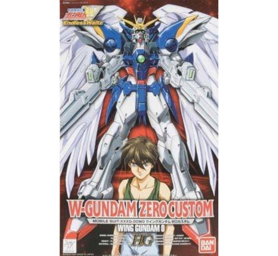 57137 HG 1/100 Wing Gundam Zero Custom Endless Waltz