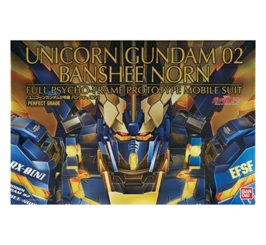 """200641 PG 1/60 Unicorn Gundam 02 Banshee Norn """"Gundam U"""