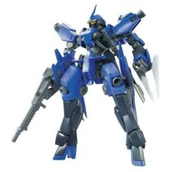 "BANDAI MODEL KITS #03 Schwalbe Graze McGillis Custom ""Gundam IBO"", Bandai IBO 1/100"