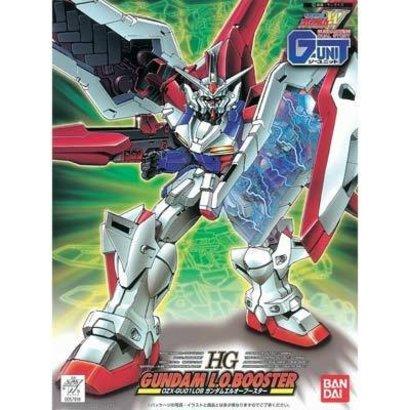 BANDAI MODEL KITS 057918 HG 1/144 L.O. Booster Gundam Wing G-Unit